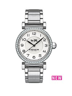 coach-madison-fashion-white-dial-silver-tone-bracelet-ladies-watch