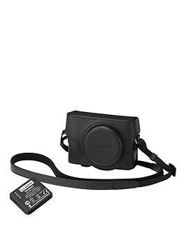 Panasonic Lumic Dmc-Lx15 Accessory Kit.