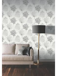 arthouse-wonderland-mono-wallpaper
