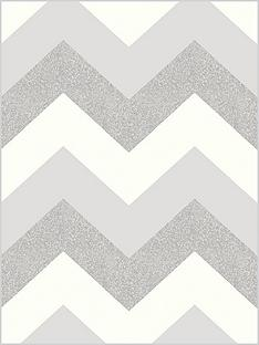 arthouse-glitter-chevron-platinum-wallpaper