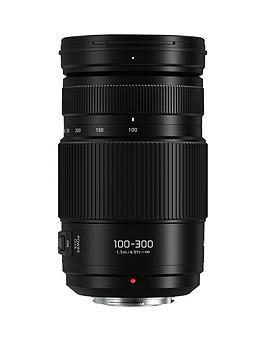 panasonic-lumixnbspg-varionbsph-fsa100300e-100-300mmnbspf4-56-lens-h-fsa100300enbsp--black