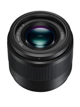 Panasonic Lumix G Lens 25Mm F/1.7 Asph Mega O.I.S.