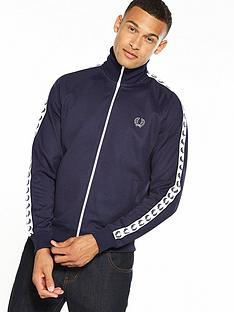 fred-perry-fred-perry-sports-authentic-taped-track-jacket