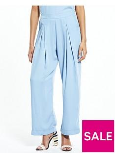 neon-rose-blue-crepe-wide-leg-trousers