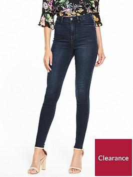 v-by-very-addison-high-waisted-super-skinny-jean-blueblack