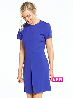 warehouse-warehouse-box-pleat-dress
