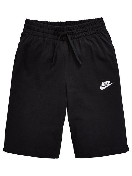 1d944c6e46 Nike Older Boys Short - Black