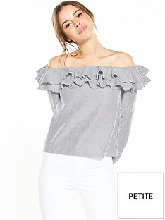 miss-selfridge-petite-double-ruffle-bardot-top-available-from-size-4-14