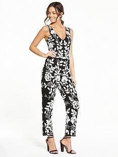 miss-selfridge-premium-embellished-cut-out-jumpsuit