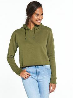 miss-selfridge-cropped-hoodie