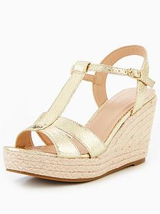 v-by-very-harley-wedge-espadrille-gold