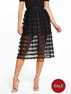 miss-selfridge-premium-pleat-net-full-skirt