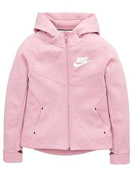 nike-nike-older-girls-tech-fleece-hoody-full-zip