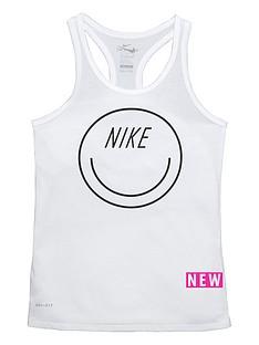 nike-older-girls-dry-fit-smiley-vest-top