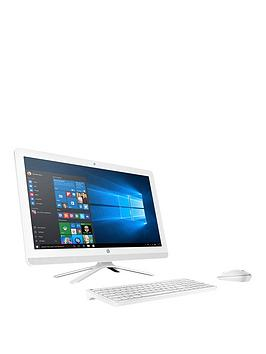 Image of Hp 24-G030Na Intel&Reg; Core&Trade; I3, 8Gb Ram Ddr4, 1Tb Hard Drive, 23.8 Inch All-In-One Desktop -White - All In One Only