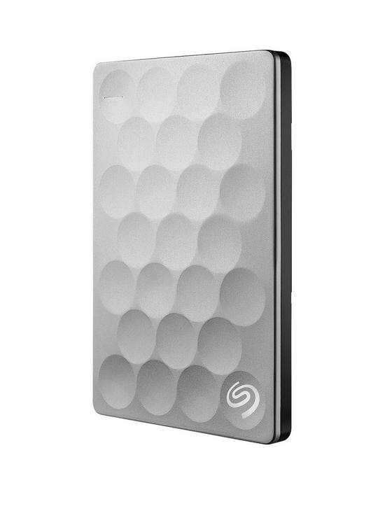 6d3bfcc82b0 Seagate 2Tb Backup Plus Ultra Slim Portable External Hard Drive for PC    Mac with Optional 2 Year Data Recovery Plan