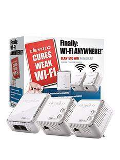 devolo-dlan-500-wifi-network-kit-white