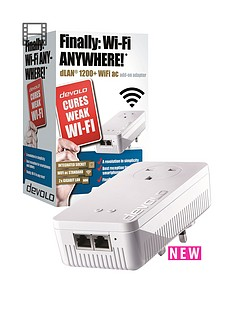 devolo-devolo-dlan-powerline-1200-wifi-ac-adaptor-white