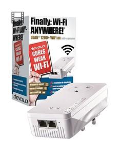 devolo-devolo-dlan-powerline-1200-wifi-ac-adaptor-white