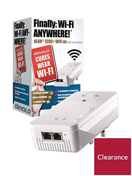 devolo-dlan-powerline-1200-wifi-ac-adaptor-white