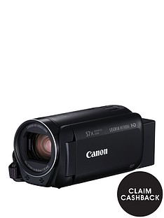 canon-legria-hf-r806-camcorder-black-with-a-freenbsppraktica-32gb-sd-card