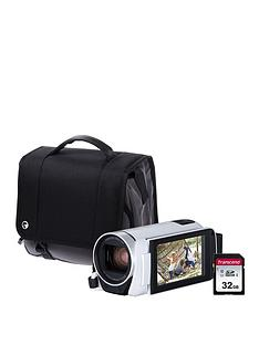 canon-legria-hf-r806-camcorder-kit-inc-32gb-sd-card-and-case-white