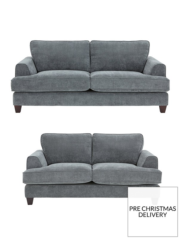 Wondrous Camden 3 Seater 2 Seater Fabric Sofa Set Buy And Save Machost Co Dining Chair Design Ideas Machostcouk