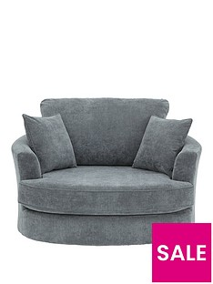 ideal-home-new-camden-fabric-swivel-chair