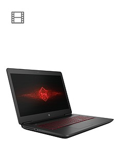 hp-omen-17-w200na-intelreg-coretrade-i7-7700hq-8gb-ram-1tb-hard-drive-nbsp128gbnbspssd-173-inch-full-hd-pc-gaming-laptop-with-8gb-nvidianbspgtx-1070-graphics-shadow-mesh