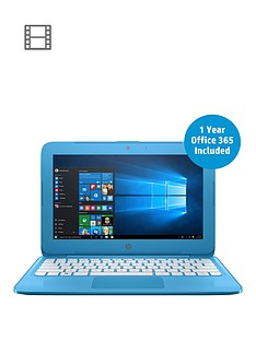 hp-stream-11-y000na-intel-celeron-n3060nbspprocessor-2gb-ram-32gb-storage-116-inch-laptop-with-1-year-office-365-includednbsp--blue