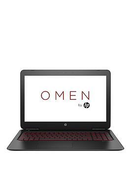 hp-omen-15-ax202na-intelreg-coretrade-i5-7300hq-8gb-ram-1tb-hard-drive-nbsp128gbnbspssd-156-inch-full-hd-gaming-laptop-with-nvidia-gtx-1050-graphics