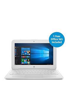 hp-stream-11-y003na-intel-celeron-n3060nbspprocessor-2gbnbspram-32gbnbspstorage-116-inch-laptop-white
