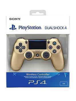 playstation-4-gold-dualshock-controller