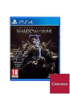 playstation-4-middle-earth-shadow-of-war