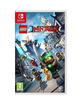 Nintendo Switch Switch Lego Ninjago The Movie : The Game
