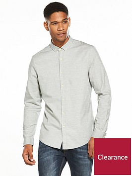 v-by-very-mens-long-sleeved-brushed-twill-shirt