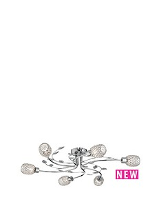 evie-beaded-6-light-flush-ceiling-light