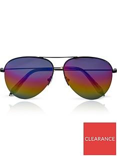 victoria-beckham-classic-victoria-rainbow-mirror-aviator-sunglasses-black