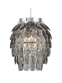 pineapple-beaded-easy-fit-pendant-lightshade