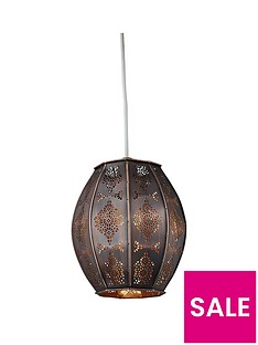 sofia-antique-moroccan-style-easy-fit-pendant