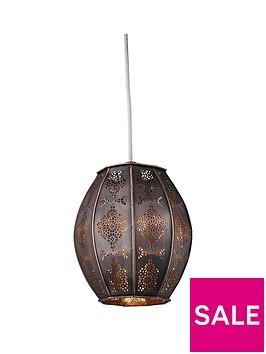 sofia-antique-moroccan-style-easy-fit-pendant