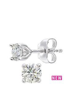 love-diamond-18ct-white-gold-50-point-diamond-solitaire-earring