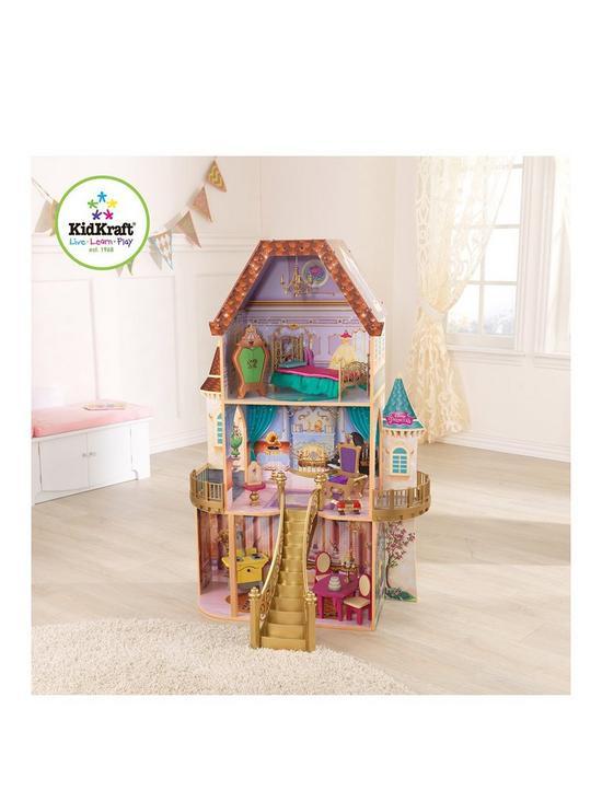 2c0ca93c01 Disney Princess Princess Belle Dollhouse | very.co.uk