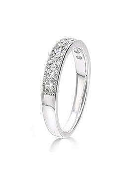love-diamond-9ct-white-gold-50-point-milligrain-set-eternity-ring