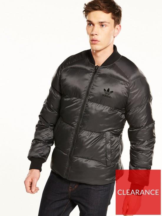 5f39c4fd8089 adidas Originals Reversible Padded Jacket