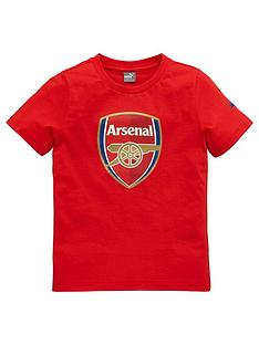 puma-arsenal-youth-crest-tee