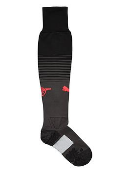 puma-arsenal-youth-third-1718-sock