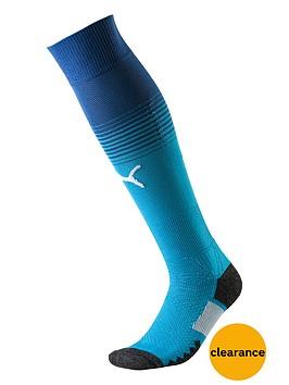 puma-arsenal-youth-home-1718-sock