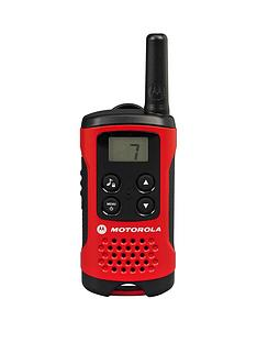 motorola-tlkr-t40nbsp2-way-walkie-talkie-radio-twin-pack