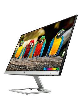 hp-238-inchnbspips-full-hd-technicolour-monitor-silverwhite